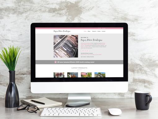 Paper Moon Website