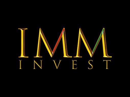IMM Invest Logo Design