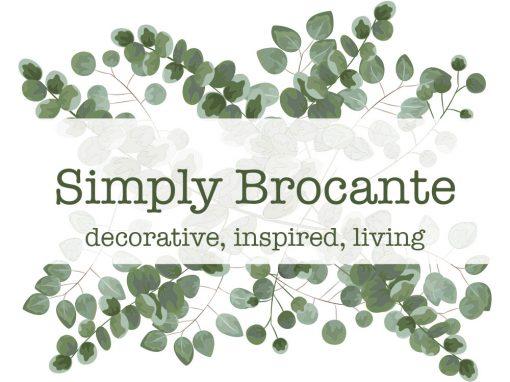 Simply Brocante Logo